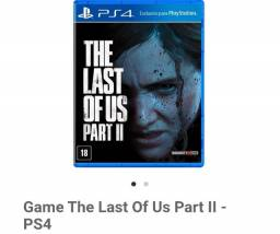 The Last of us parte 2 playstation 4