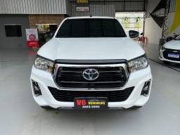 Toyota Hilux SR Challenge 2.8 Diesel 4x4 AT