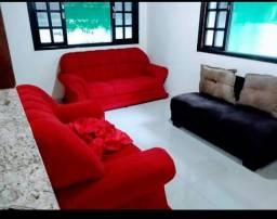 Casa 3 quartos em Ubatuba Tabatinga