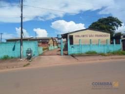 Alugo casa em vila av. elinaldo barbosa, conj sao francisco