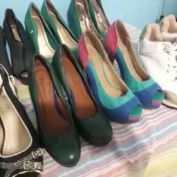 Vendo calçados por R$ 15,00 perfeitos
