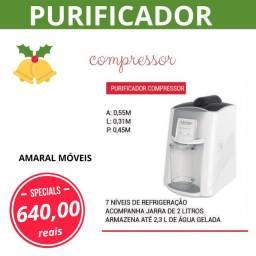purificador compressor colormaq