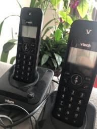 Telefone vtech sem fio