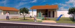 Casa com 2 dormitórios à venda com 39 m² por R$ 140.000 no Residencial Morada do Iguaçu II
