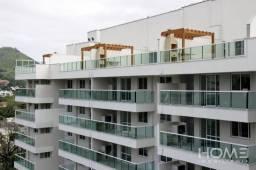 Apartamento com 3 dormitórios para alugar, 89 m² por R$ 3.500/mês - Freguesia (Jacarepaguá