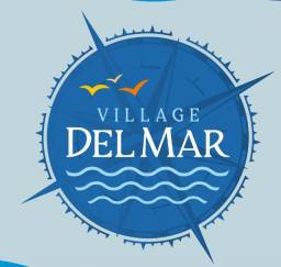 073- Apartamentos com 2 quartos/ Village del mar//