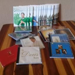 CDS e Dvds Padre Fabio de Melo e Kelly Patrícia