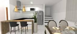 Apartamento em Ipatinga, 2 qts/suíte. Pronto! Elevador, 67 m². Valor 190 mil