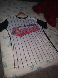 Camiseta American Baseball GG nova