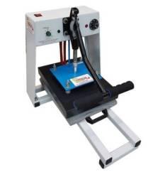 Kit Compacta Print: Máquina de Estampar Malharia + Máquina de Estampar Caneca.