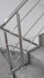 Vidros Ferros galvanizado e INOX