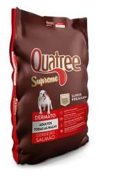 Ração Quatree Supreme Dermato Adultos Todas as Raças 15 kg - (Sem Transgênicos)