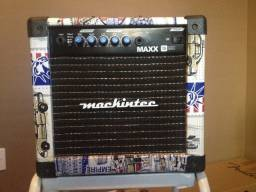 Cubo para Guitarra (novinho) Machintec 15 Watts Bivolt + Brinde