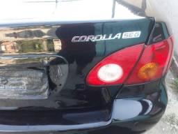 Corolla SE-G VVTi 1.8 16v 2003/04 Blindado GNV