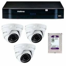 Instalação,manutenção e configuração de câmeras de segurança