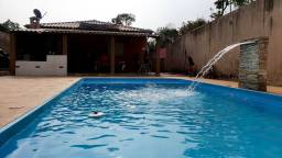 Sitio para alugar piscina aquecida