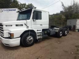 Scania 113 ano 97 com 10 pneus zeros