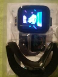 Relógio inteligente smartwatch (novo na caixa)
