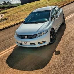 Honda/Civic LXR