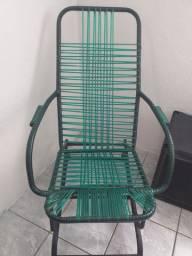 Cadeiras de e balanço adulto e infantil R$ 100 as duas