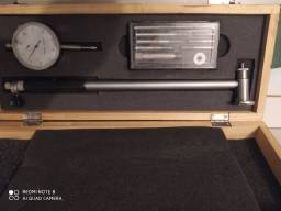 Comparador de diâmetro interno - Súbito 50-160mm
