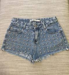 Shorts jeans diversos
