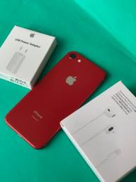 IPhone 8 256GB Red - novissimo - telefone de vitrini - completo
