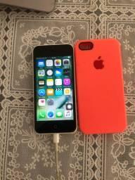 iPhone 5c 8 botão home não funciona