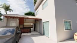 JD Casa Duplex Com Área Gourmet e 3 Quartos