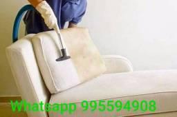Lava sofá,colchão,tapete,higienização de estofados em geral