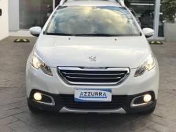 Peugeot 2008 1.6 16v flex allure 4p automático 2016