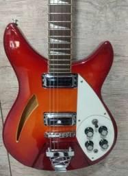 Guitarra Waldmann Fame Semi-novo (Mixer Instrumentos)