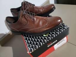 Sapato social Broguê  tamanho  38