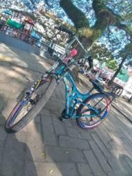 Bicicleta elleven aro 26 rebaixada (aceito oferta)
