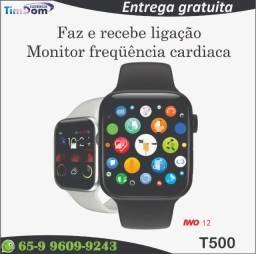 Relogio Smartwatch T500 Iwo12