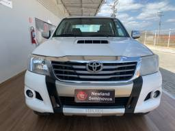 TOYOTA HILUX CABINE DUPLA 3.0 SRV 4x4 Diesel AT
