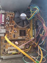 Computador para retirada de peças