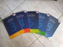 Livros Método Callan