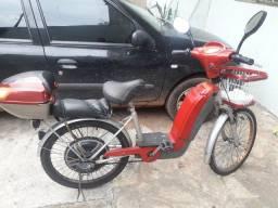 Bicicleta elétrica zera com doc é manual