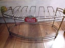 Porta taças Stella artois