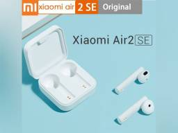 Fone de Ouvido Bluetooth Sem Fio Xiaomi Air2 se Android e IOS