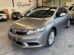 Civic Lxl 1.8 Flex 2013 Completo