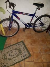 Vendo bicicleta tamanho médio
