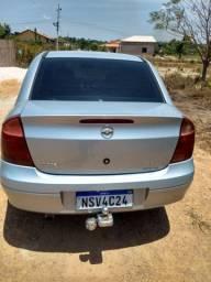 Vendo ou troco Corsa sedan premium 1,4 em estrada CTT