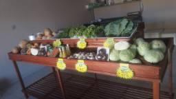 Bancadas para Frutas e Verduras