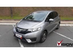 (Aceito Troca) Honda Fit 1.5 LX 16V Flex 4P Automático (2015)