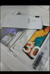 Samsung A30 branco