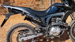 Escapamento esportivo Moto Tuning para Bros 160