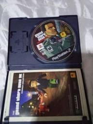 Jogo GTA original Play 2
