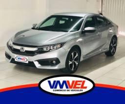 Honda Civic EX 2017 Baixo km